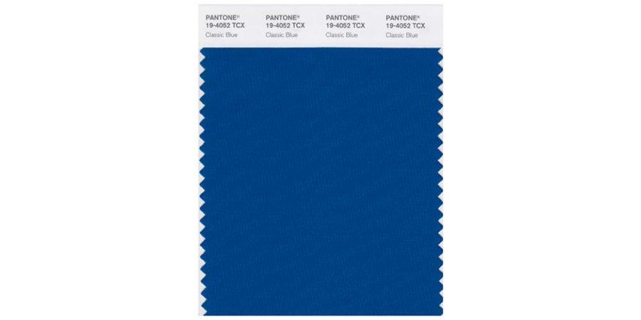 Pantone 19 4052 Classic Blue